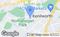 Map of Kenilworth, NJ