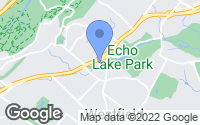 Map of Mountainside, NJ