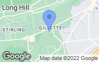 Map of Gillette, NJ