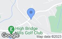 Map of High Bridge, NJ