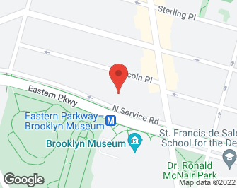 New York City Real Estate | View 135 Eastern Parkway, #8b1 | map