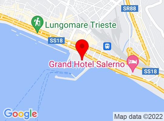 Google Map of Naples