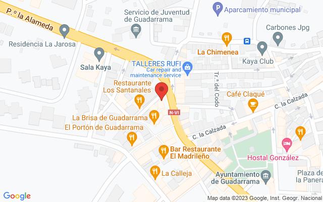 Administración nº1 de Guadarrama