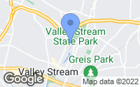 Map of Valley Stream, NY