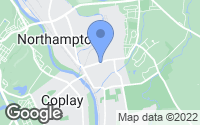 Map of Northampton, PA
