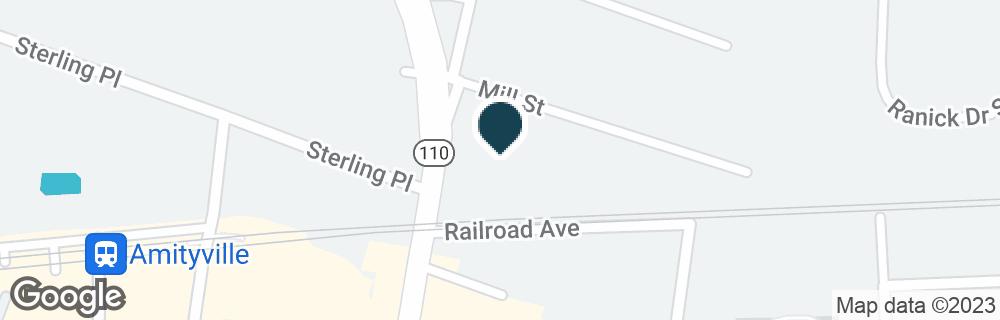 Google Map of275 BROADWAY