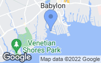 Map of Babylon, NY