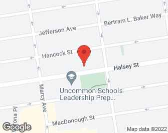 New York City Real Estate | View 213 Halsey Street, #2 | map
