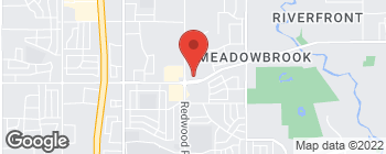 Map of 4085 S Redwood Rd in Salt Lake City