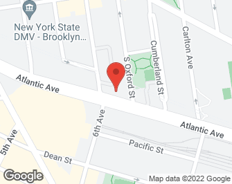 New York City Real Estate | View 212 South Oxford Street, #8J | map
