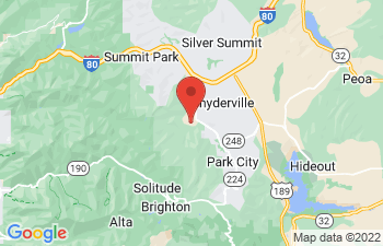 Map of Park City