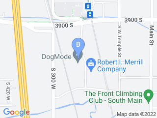 Map of DogMode Dog Boarding options in Salt Lake City | Boarding