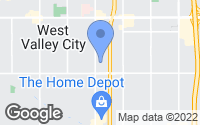 Map of West Valley City, UT