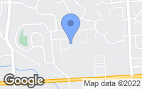 Map of Cranberry Township, PA