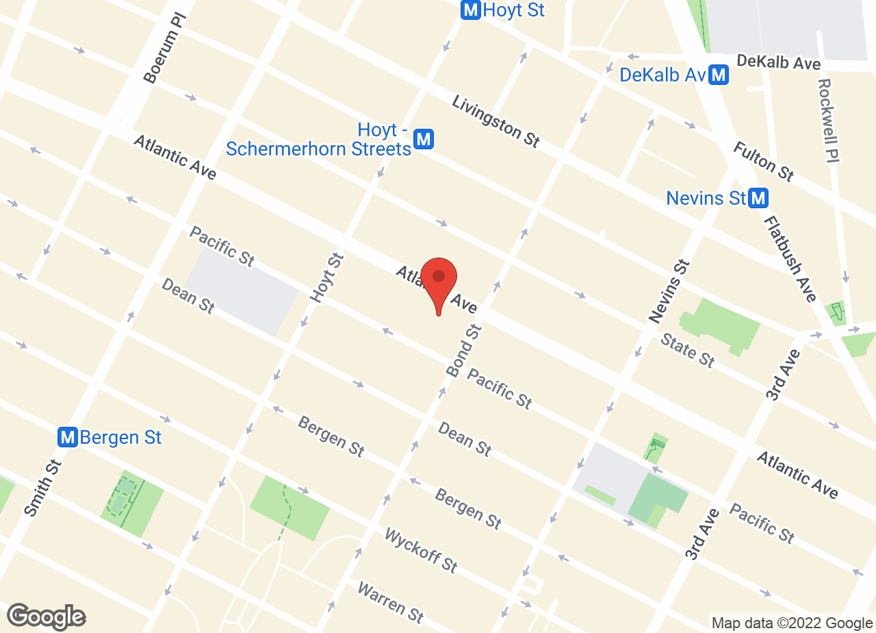 Google Map of Hope Animal Hospital