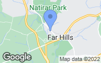Map of Far Hills, NJ