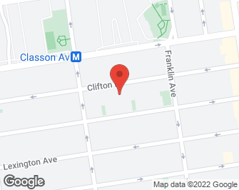 New York City Real Estate | View 146 Clifton Place, #3A | map