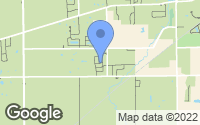 Map of Lima, OH