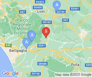 Karte für Museo archeologico lucano dell'alta valle del Sele