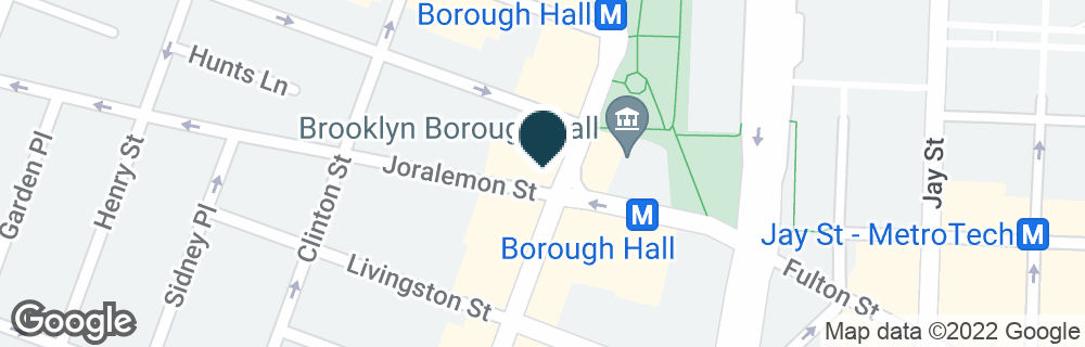 Google Map of44 COURT ST