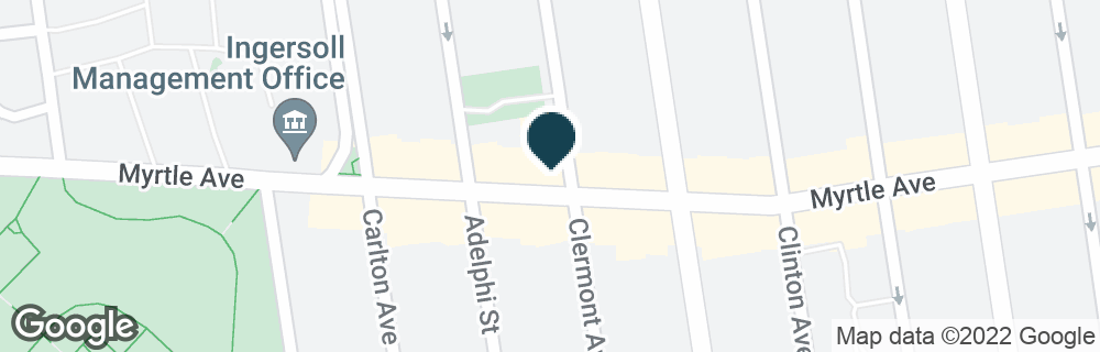 Google Map of379 MYRTLE AVE