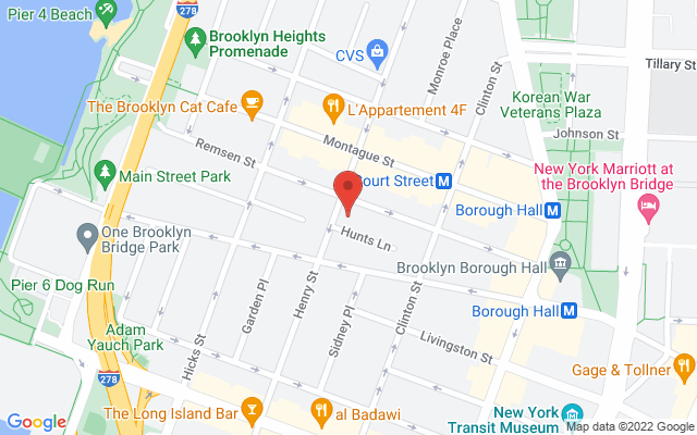 static image of 100 Remsen Street, Brooklyn, New York