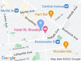 Map of Dawgs All Day LLC Dog Boarding options in Brooklyn | Boarding