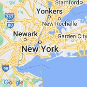 Le thème New York sur notre carte histoire-géo