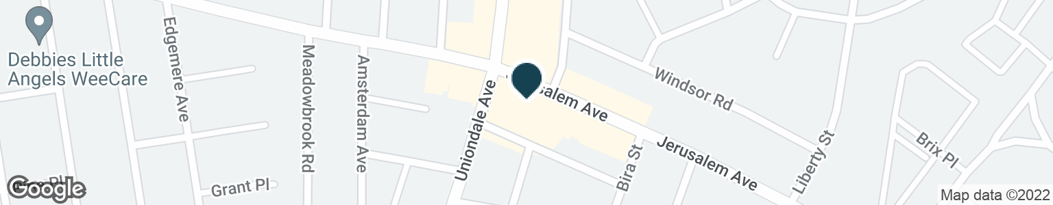 Google Map of603 UNIONDALE AVE