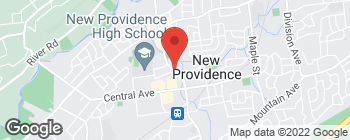 Map of 172 South St in New Providence