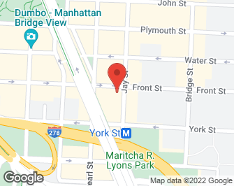 New York City Real Estate | View 100 Jay Street, 31D | map