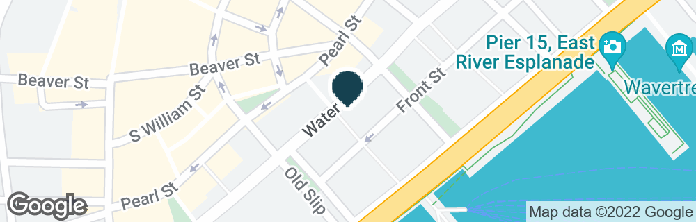 Google Map of95 WALL ST