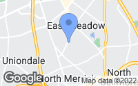 Map of East Meadow, NY