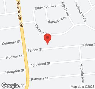 2509 Falcon Street