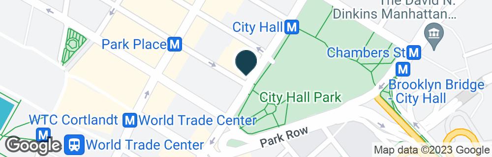 Google Map of250 BROADWAY