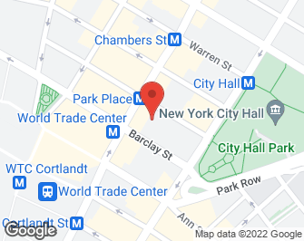 New York City Real Estate | View 30 Park Place, 68A | map