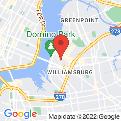 Map showing Oslo Coffee Roasters — Southside Store