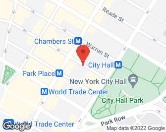New York City Real Estate | View 19-21 WARREN ST, #3W | map