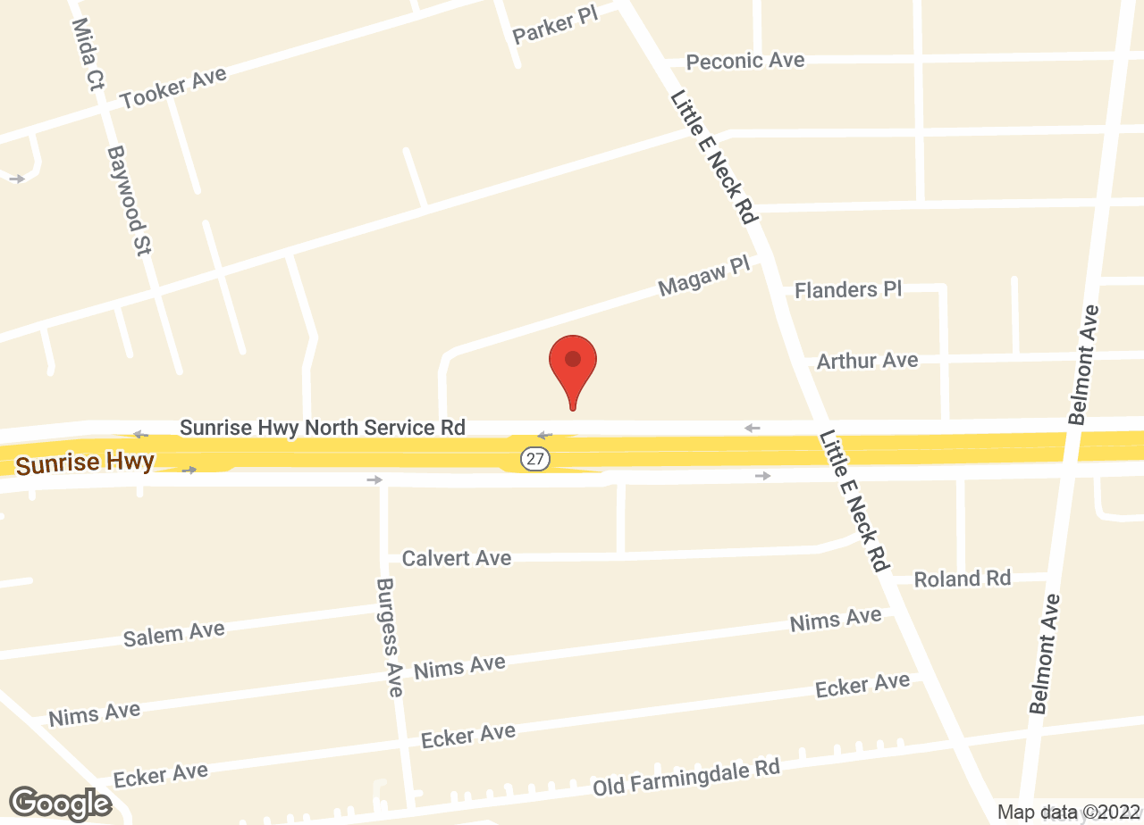Google Map of Aldrich Animal Hospital
