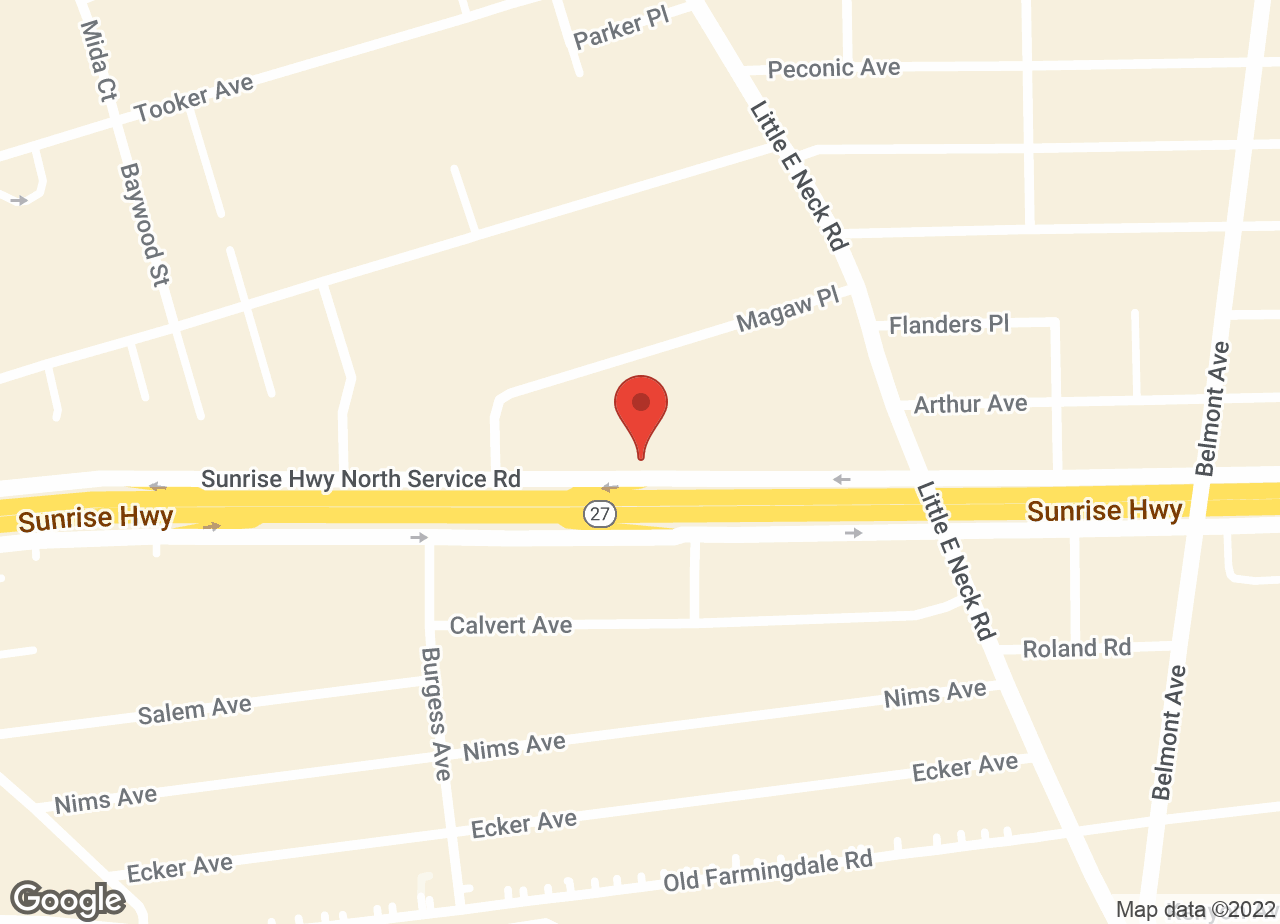 Google Map of Aldrich Animal Hospital
