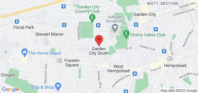 South City Gardens Inc Map