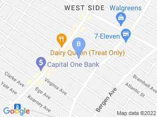 Map of Like Home Pet Care LLC Dog Boarding options in Jersey City | Boarding
