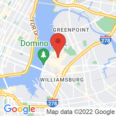 Map showing Partners — Williamsburg