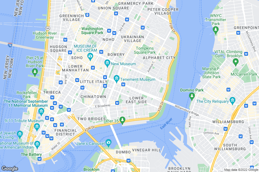Holiday Inn NYC Lower East Side Oystercom Review