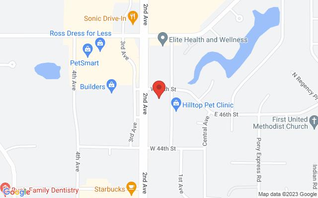 static image of 124 West 46th Street, Suite 204, Kearney, Nebraska