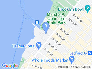 Map of ECO DOG NYC LLC Dog Boarding options in Brooklyn | Boarding