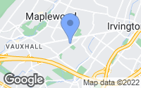 Map of Maplewood, NJ