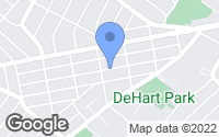 Map of Maplewood, NJ