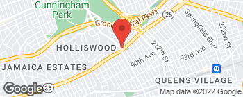 Map of 8787 Francis Lewis Blvd in Queens Village