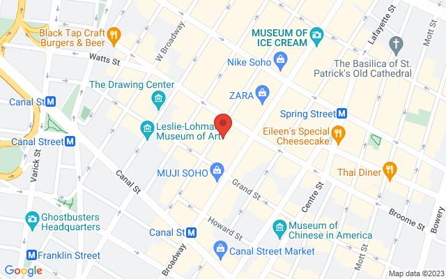 static image of 52 Mercer Street, New York, New York
